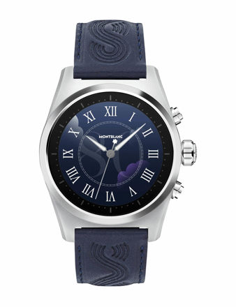 Montblanc Summit Lite Akıllı Saat-Around the World in 80 Days Edition 129121