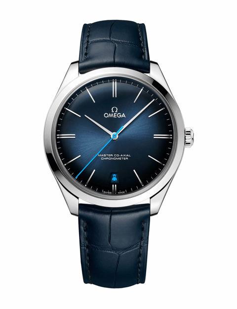 Omega De Ville Trésor Master Co‑Axial Chronometer 40 mm 432.13.40.21.03.001