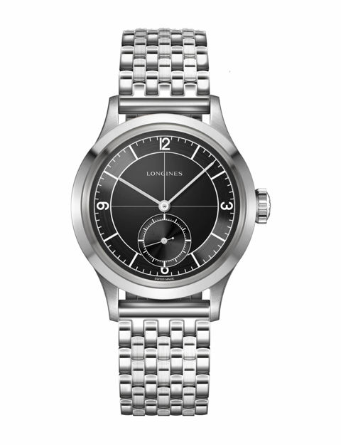 Longines Heritage Classic-Sector Dial L2.828.4.53.6